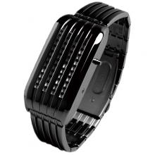 Часы Barcode Black
