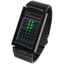 Часы Dual Touch Orange/Green IPB